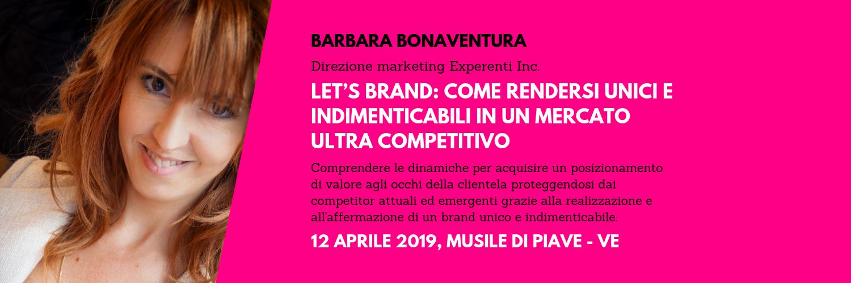 formazione - brand - bonaventura - venezia